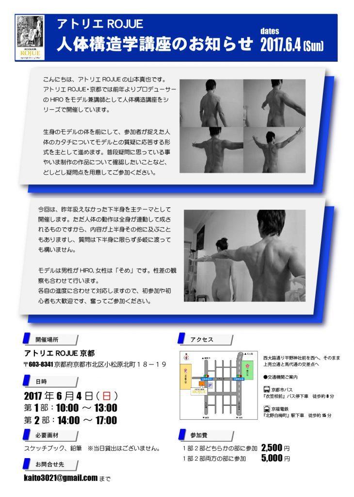 2017人体構造学講座