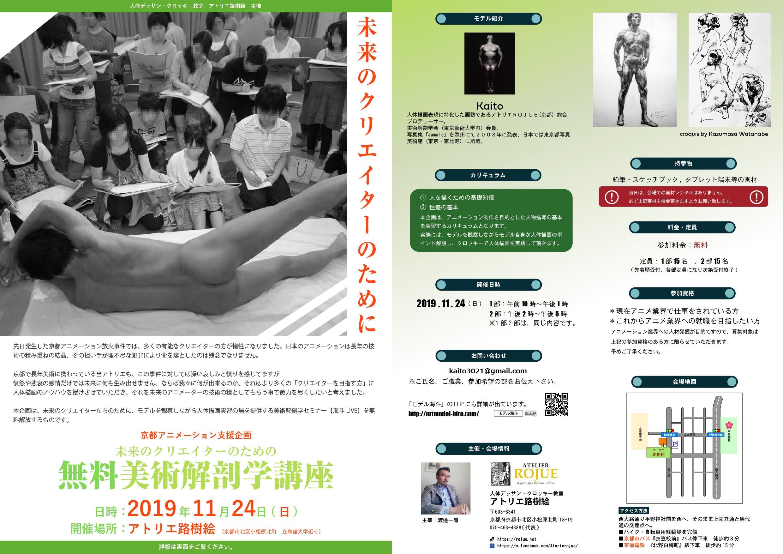 京都アニメーション支援イベント